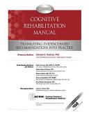 Cognitive Rehabilitation Manual Book