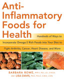 Anti Inflammatory Foods for Health Book