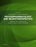 Massachusetts General Hospital Psychopharmacology and Neurotherapeutics E-Book