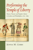 Performing the Temple of Liberty