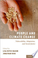 People and Climate Change Book