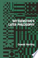 Wittgenstein's Later Philosophy