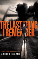 Pdf The Last Thing I Remember Telecharger