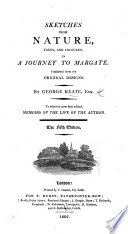 Sketches from Nature; taken, and coloured, in a journey to Margate ... The third edition