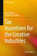Tax Incentives for the Creative Industries