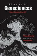 Advances In Geosciences
