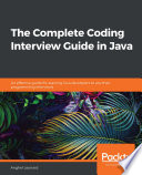 The The Complete Coding Interview Guide in Java Book PDF