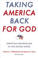 Taking America Back for God ebook