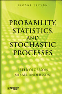 Probability, Statistics, and Stochastic Processes Pdf/ePub eBook