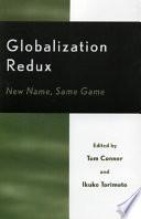 Globalization Redux