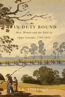 In Duty Bound ebook