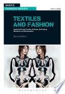 Textiles and Fashion Book