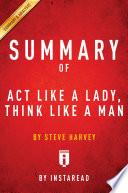 Act Like a Lady  Think Like a Man Book PDF