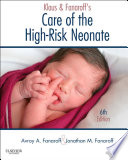 """Klaus and Fanaroff's Care of the High-Risk Neonate E-Book"" by Jonathan M Fanaroff, Avroy A. Fanaroff"