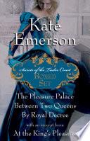 Kate Emerson s Secrets of the Tudor Court Boxed Set Book