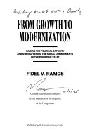 From Growth To Modernization