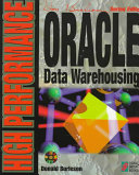High Performance Oracle Data Warehousing