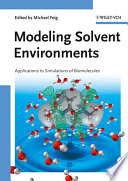 Modeling Solvent Environments Book PDF