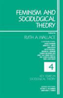 Feminism and Sociological Theory