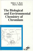 The Biological and Environmental Chemistry of Chromium
