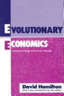 Evolutionary Economics