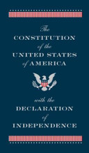 The Constitution of the United States of America with the Declaration of Independence Book
