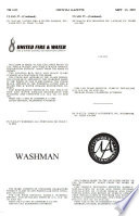 Official Gazette of the United States Patent and Trademark Office Book