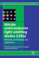 Nitride Semiconductor Light Emitting Diodes  LEDs   Materials  Technologies and Applications