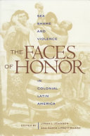 Pdf The Faces of Honor