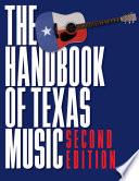 Handbook of Texas Music Book PDF