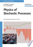Physics of Stochastic Processes