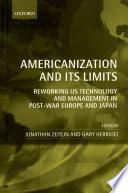 Americanization and Its Limits
