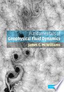 Fundamentals Of Geophysical Fluid Dynamics Book PDF