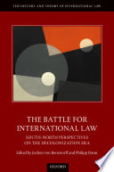 The Battle for International Law