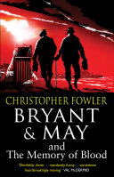 Bryant & May and the Memory of Blood ebook