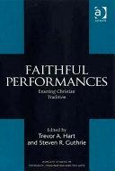 Pdf Faithful Performances