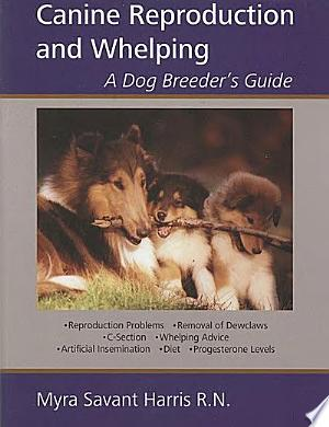 Download Canine Reproduction and Whelping Free Books - Dlebooks.net