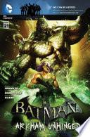 Batman  Arkham Unhinged  21