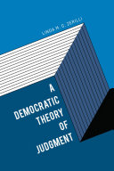 Pdf A Democratic Theory of Judgment