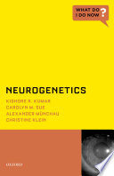 Neurogenetics Book