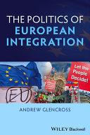 Politics of European Integration Pdf/ePub eBook