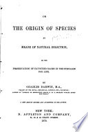 On The Origin Of Species By Means Of Natural Selection PDF