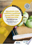 National 5 English: Reading for Understanding, Analysis and Evaluation: Second Edition
