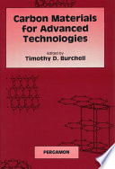 Carbon Materials for Advanced Technologies Book