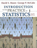 Introduction To The Practice Of Statistics Book PDF