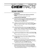 Chemtracts Book