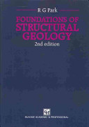 Foundations of Structural Geology Book