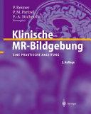 Klinische MR Bildgebung