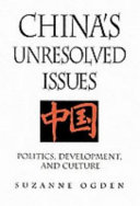 China s Unresolved Issues