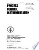 Global Market Survey: Process Control Instrumentation, July 1975